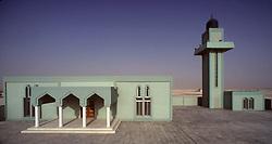 Islamic Mosque in Salwa, Saudi Arabia.