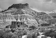 The Old West Paria Movie Set In The Grand Staircase Escalante National Monument Of Southern Utah, USA