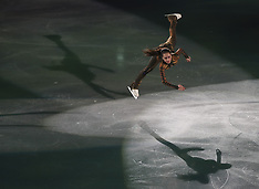 Figure Skating Gala Event - 25 February 2018