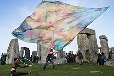 2020-12-05 Mass Trespass at Stonehenge