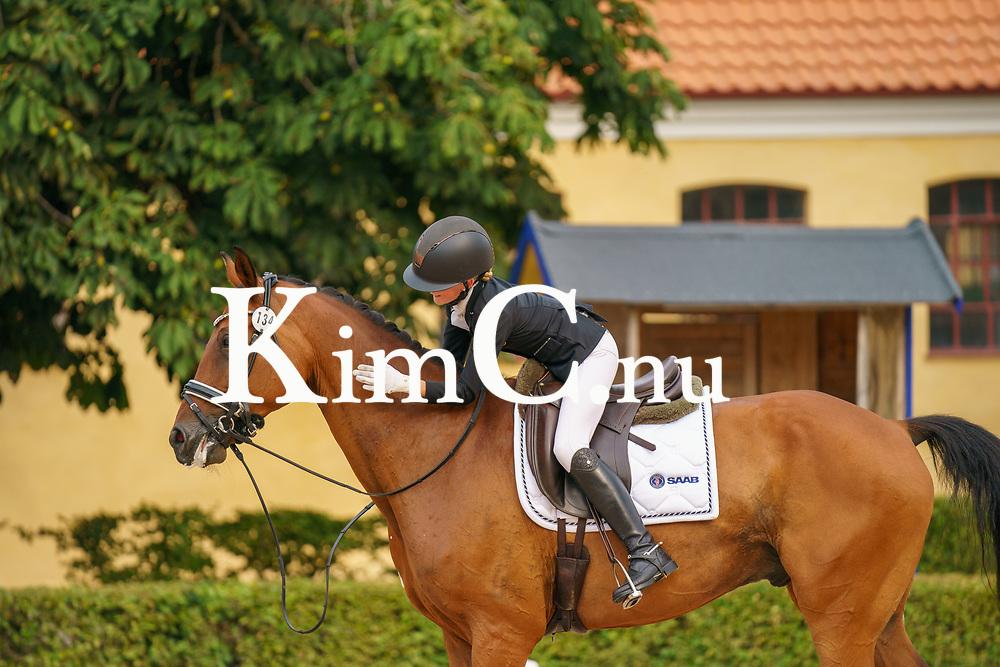 Annie Walfridsson<br /> Torsby Ridklubb<br /> 134<br /> Casillas (SWB)<br /> Gelding / SWB / br / 2010 / Damino SD (SWB) x Bayron (SWB) / Siv Malmström / Anna Malmström Photo: KimC.nu by Ateni AB