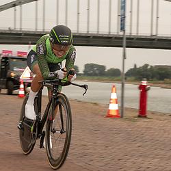 28-08-2018: Wielrennen: Ladies Tour: Arnhem<br /> Anouska Koster