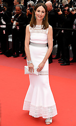 Elsa Zylberstein attending the Sorry Angel Premiere as part of the 71st Cannes Film Festival