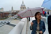 Milennium Bridge, London