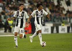 May 3, 2019 - Turin, ITA, Italy - Juan Cuadrado during Serie A match between Juventus v Torino, in Turin, on May 3, 2019  (Credit Image: © Loris Roselli/NurPhoto via ZUMA Press)