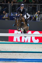 Kermond Jamie (AUS) - Quite Cassini<br /> Longines FEI World Cup™ Jumping Final 2013/2014<br /> Lyon 2014<br /> © Dirk Caremans