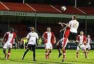 Crawley Town v Swansea City 250912
