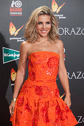 """03.12.2015, Callao Cinema, Madrid, ESP, Premiere, In the Heart of the Sea, im Bild Spanish actress Elsa Pataky // during the Madrid Premiere of the movie """" In the Heart of the Sea"""" at the Callao Cinema in Madrid, Spain on 2015/12/03. EXPA Pictures © 2015, PhotoCredit: EXPA/ Alterphotos/ Victor Blanco<br /> <br /> *****ATTENTION - OUT of ESP, SUI*****"""