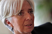 Portraits - Christine Lagarde