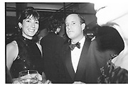 Ghislaine Maxwell; Ronald Perelman, Mirabella Anniversary hosted by Rupert Murdoch. New York. 20 June 1994. <br /> SUPPLIED FOR ONE-TIME USE ONLY> DO NOT ARCHIVE. © Copyright Photograph by Dafydd Jones 248 Clapham Rd.  London SW90PZ Tel 020 7820 0771 www.dafjones.com