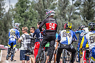 #94 (BROWN James) CAN at the 2016 UCI BMX Supercross World Cup in Santiago del Estero, Argentina