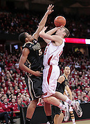 Wisconsin basketball. (AP Photo/Andy Manis)