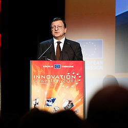 20111205 - Belgium - Brussels - Innovation Convention 2011 -  Opening Session - Jose Manuel Barroso, President of the European Commission © European Union / Scorpix