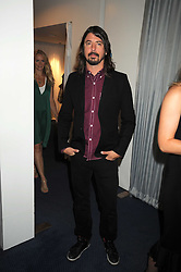 Dave Grohl at the GQ Men of the Year Awards held at the Royal Opera House, London on 2nd September 2008.<br /> <br /> NON EXCLUSIVE - WORLD RIGHTS