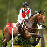 Cross Country - European Eventing Championships 2011, Luhmühlen