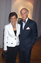 MR & MRS ANTON MOSIMANN at a party to celebrate the centenary of Montblanc held at Lindley Hall, Elverton Street, London SW1 on 9th March 2006.<br /><br />NON EXCLUSIVE - WORLD RIGHTS