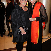 NLD/Noordwijk/20120623 - Orange Babies Gala 2012, Kitty Leeser en Annemarie Bartels