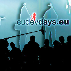 20101206 - Brussels , Belgium - European Development Days - VIP Entrance © European Union - Scorpix