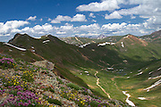 """View of Turtle Mountain from California Pass, Colorado. Elevation of California Pass is 12,930. <br /> <br /> 18"""" x 12""""<br /> <br /> See Pricing page for more information.<br /> <br /> Please contact me for custom sizes and print options including canvas wraps, metal prints, assorted paper options, etc. <br /> <br /> I enjoy working with buyers to help them with all their home and commercial wall art needs."""