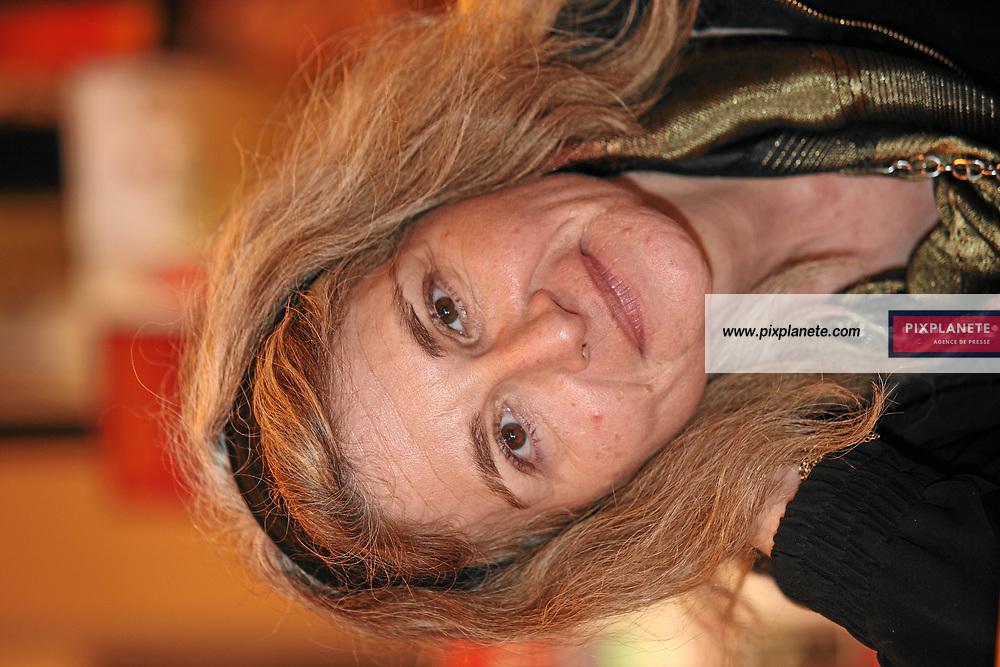 Sarah Vajda - Salon du livre 2007 à Paris - Le 23/03/2007 - JSB / PixPlanete