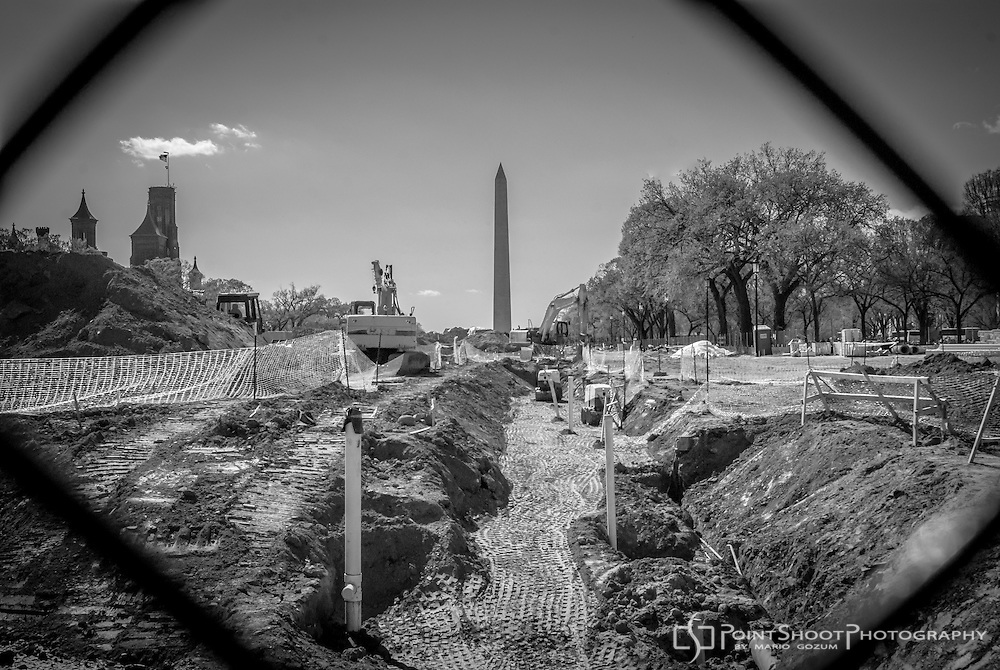 DC Mall Under Construction 2015