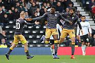 Derby County v Sheffield Wednesday 090319
