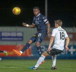 Falkirk's Dylan Mackin. Falkirk 2 v 0 Ayr United, Scottish Championship game played 8/3/2019 at The Falkirk Stadium.