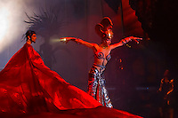 "Cirque de Soleil ""Zumanity"", New York New York Las Vegas Hotel, Las Vegas, Nevada USA"