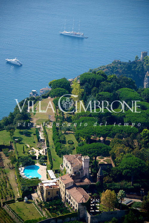 Amalfi Coast in september by elicopter - 22.09.2011