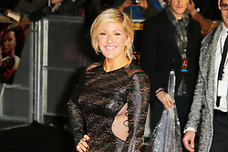 Ellie Goulding, The Hunger Games: Catching Fire - World film premiere, Leicester Square, London UK, 11 November 2013, Photo by Richard Goldschmidt © Licensed to London News Pictures. Photo credit : Richard Goldschmidt/Piqtured/LNP