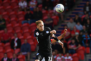 Portsmouth FC midfielder Ronan Curtis (11) during the EFL Sky Bet League 1 match between Doncaster Rovers and Portsmouth at the Keepmoat Stadium, Doncaster, England on 25 August 2018.Photo by Ian Lyall.