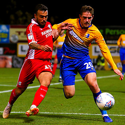 Mansfield Town v Scunthorpe United