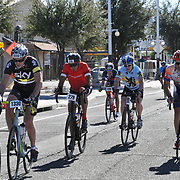 El Tour de Tucson 2017 finishers on 6th Avenue. Bike-tography by Martha Retallick.