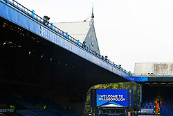 A general view of Hillsborough Stadium - Mandatory by-line:  Matt McNulty/JMP - 24/09/2017 - FOOTBALL - Hillsborough - Sheffield, England - Sheffield Wednesday v Sheffield United - Sky Bet Championship