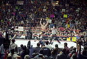 Stone Cold with Vince McMahon at the 1999 WWF Wrestlemania