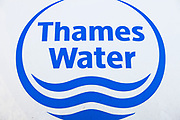 Logo for Thames Water.