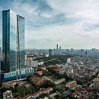 Vietnam | North | Hanoi | Landmark | LOTTE Tower