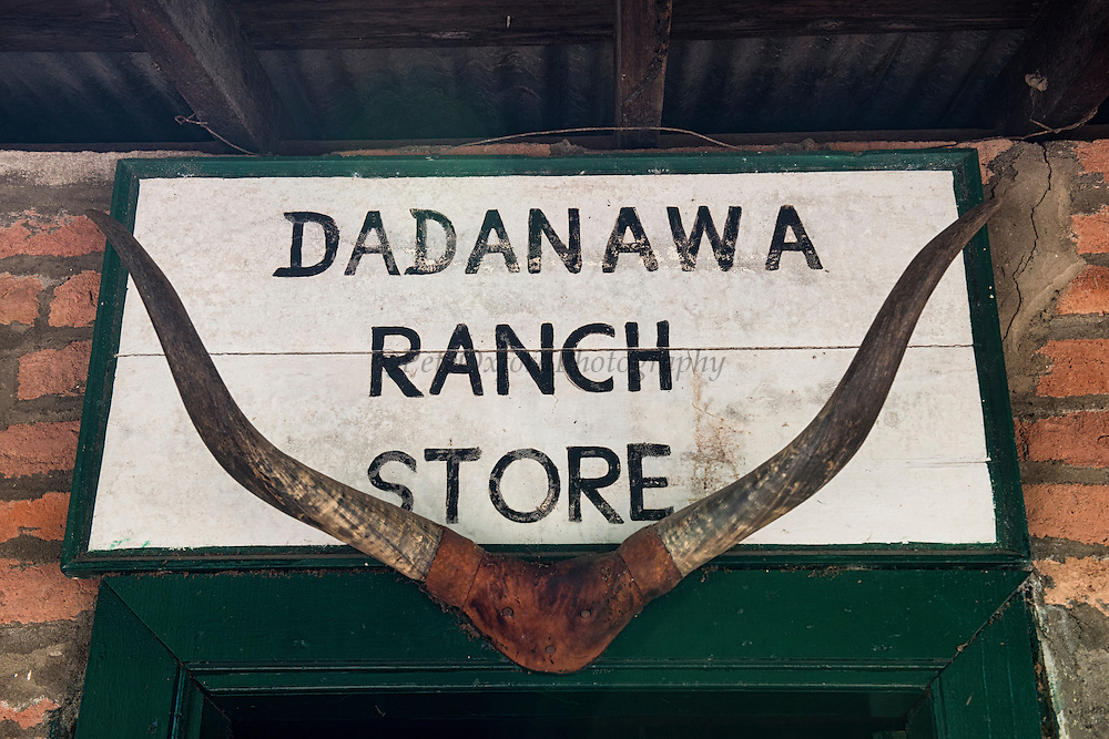 Dadanawa Ranch<br /> Cattle Ranch<br /> Savanna <br /> South Rupununi<br /> GUYANA<br /> South America<br /> Once the largest private ranch in the world