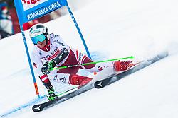 Ricarda Haaser (AUT) during Ladies' Giant Slalom at 57th Golden Fox event at Audi FIS Ski World Cup 2020/21, on January 17, 2021 in Podkoren, Kranjska Gora, Slovenia. Photo by Vid Ponikvar / Sportida