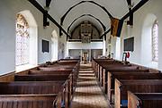Village parish church Snape, Suffolk, England, UK