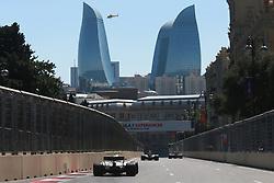 June 24, 2017 - Baku, Azerbaijan - Motorsports: FIA Formula One World Championship 2017, Grand Prix of Europe, .#19 Felipe Massa (BRA, Williams Martini Racing) (Credit Image: © Hoch Zwei via ZUMA Wire)
