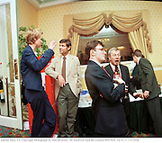 Labour Party 3. New Statesman party on the eve of the Labour Party Conference. Royal Bath Hotel. Bournmouth. 26/9/99 © Copyright Photograph by Dafydd Jones<br />66 Stockwell Park Rd. London SW9 0DA<br />Tel 0171 733 0108