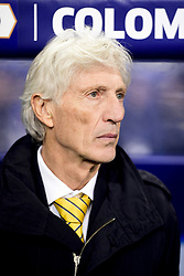 March 23, 2018 - St Denis, France, France - Jose Pekerman - entraineur / selectionneur  (Credit Image: © Panoramic via ZUMA Press)