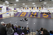 2018 - Eaton WinterGuard International at Bellbrook HS
