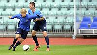 Fotball<br /> Norge<br /> 28.06.2012<br /> Foto: Morten Olsen, Digitalsport<br /> <br /> Trening Stabæk<br /> <br /> Bjarte Haugsdal (L) og Sean Cunningham