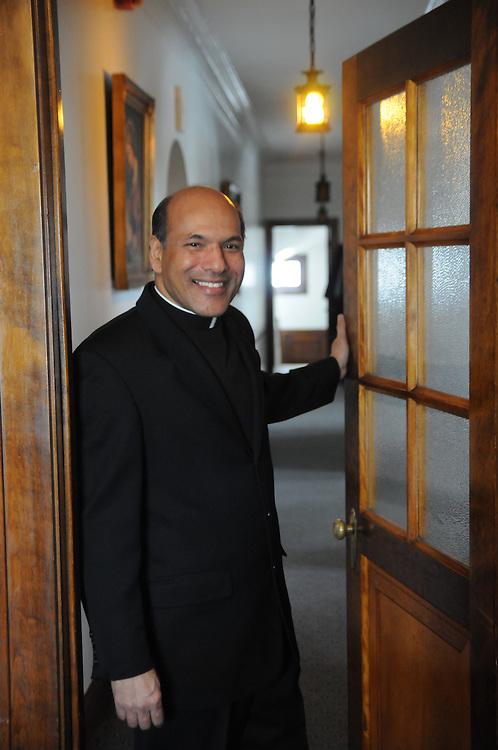 Fr. George Velloorattil is Pastor at St. Bernardine Catholic Parish in Forest Park.