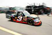 May 20, 2011: The N.C. Education Lottery 200, NASCAR Camping World Truck Series. Austin Dillon