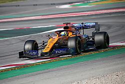 February 26, 2019 - Barcelona, Spain - Lando Norris during the Formula 1 test in Barcelona, on 26th February 2019, in Barcelona, Spain. (Credit Image: © Joan Valls/NurPhoto via ZUMA Press)