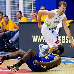 20140726: SLO, Basketball - Adecco Cup 2014, Slovenia vs Ukraine