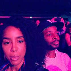 """Kelly Rowland releases a photo on Instagram with the following caption: """"\u2764\ufe0f\u2764\ufe0f\u2764\ufe0f\u2764\ufe0f\u2764\ufe0f\u2764\ufe0f\u2764\ufe0f\nGet you someone who:\nSmacks some gum like this.\nStares at you like that, and \nWhen he does, you light up. \nOH, AND got friends who sing in the background like @ryanpress215 !\n\nI love you @timspoon !! Happy Valentine\u2019s Day (It\u2019s really Valentime\u2019s, but I\u2019m gon let ya\u2019ll have yo\u2019 \u201cn\u201d."""". Photo Credit: Instagram *** No USA Distribution *** For Editorial Use Only *** Not to be Published in Books or Photo Books ***  Please note: Fees charged by the agency are for the agency's services only, and do not, nor are they intended to, convey to the user any ownership of Copyright or License in the material. The agency does not claim any ownership including but not limited to Copyright or License in the attached material. By publishing this material you expressly agree to indemnify and to hold the agency and its directors, shareholders and employees harmless from any loss, claims, damages, demands, expenses (including legal fees), or any causes of action or allegation against the agency arising out of or connected in any way with publication of the material."""
